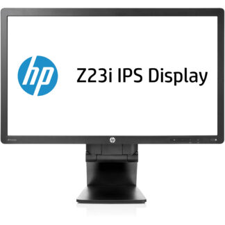 HP Z23i - Front View